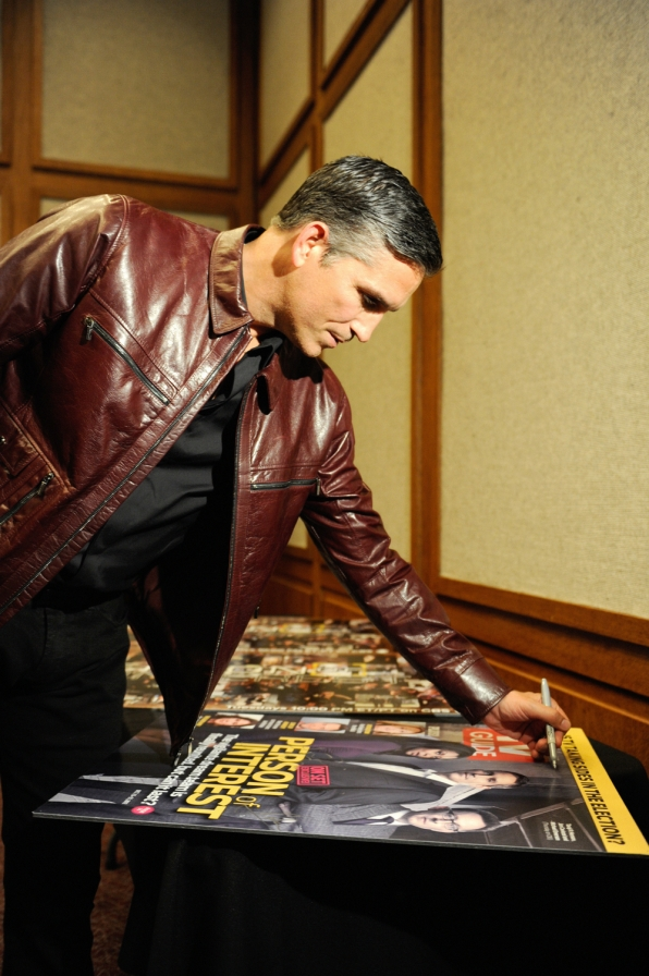 Signing Posters