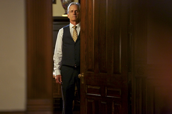 Gregory Harrison as Dec Fortnum