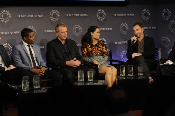 Cast of Elementary