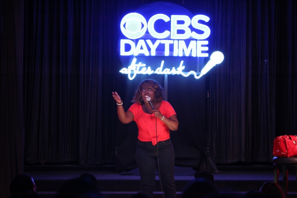 Sheryl Underwood Performing