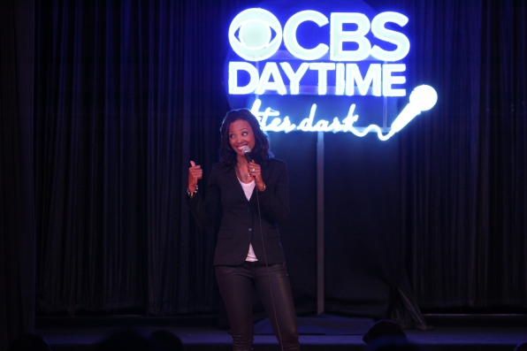 Aisha Performing
