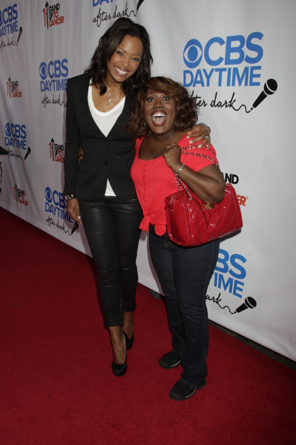 Sheryl and Aisha