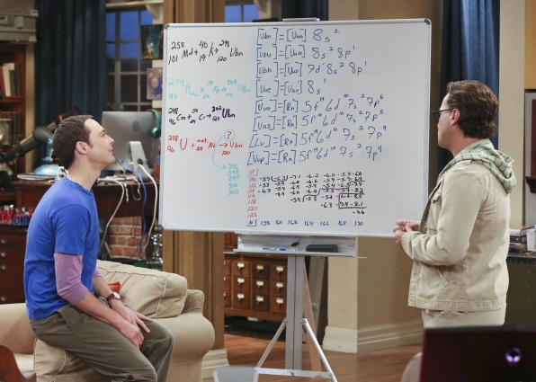 Leonard, The Big Bang Theory