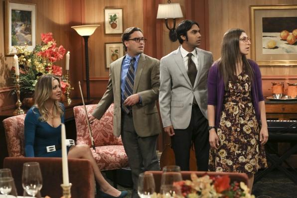 7. The Big Bang Theory