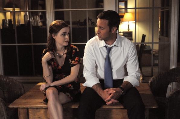 "Mary Ann McGarrett in ""Hau'oli La Ho'omaika'i"" Season 4 Episode 9"