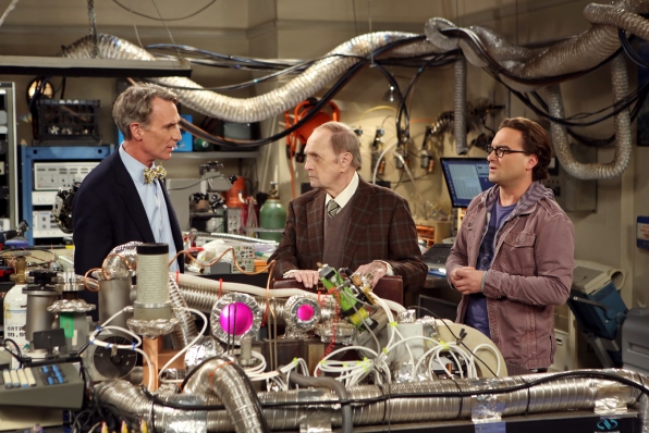 """Science faceoff in """"The Proton Displacement"""" Episode 7 of Season 7"""