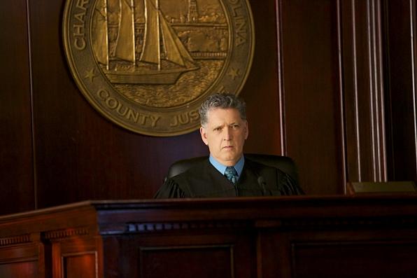 Harry Alexander as Judge Elliot Kruger