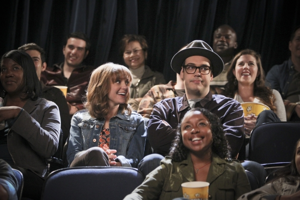 "Movie date in ""The Talk"" Episode 7 of Season 1"