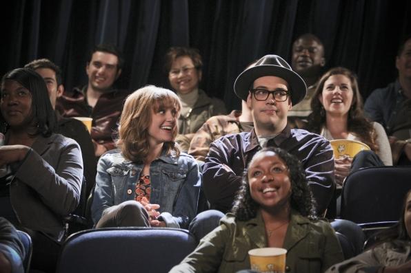"Movie date in ""The Talk"" Episode 7 of Season 1"