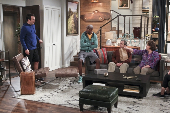 "Home sweet home in ""The Talk"" Episode 7 of Season 1"