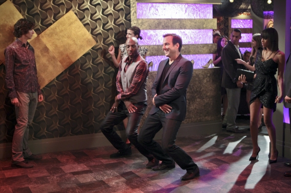 "Dirty dancing in ""The Talk"" Episode 7 of Season 1"