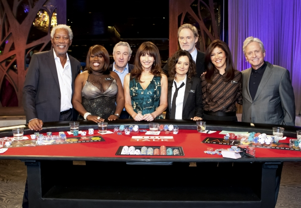 """Last Vegas"" Cast"