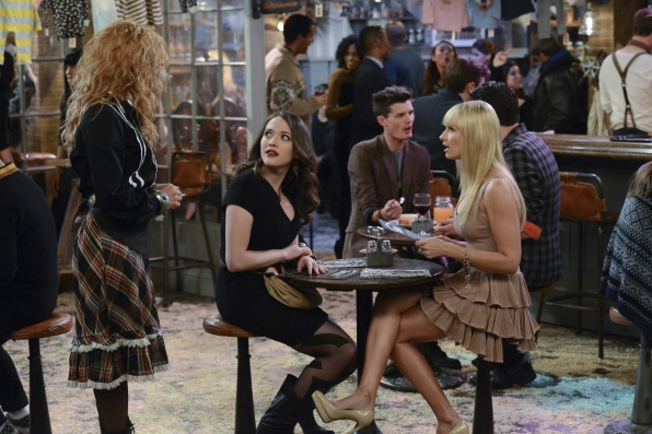 """Dinner date in """"And The """"It"""" Hole"""" Episode 8 of Season 3"""