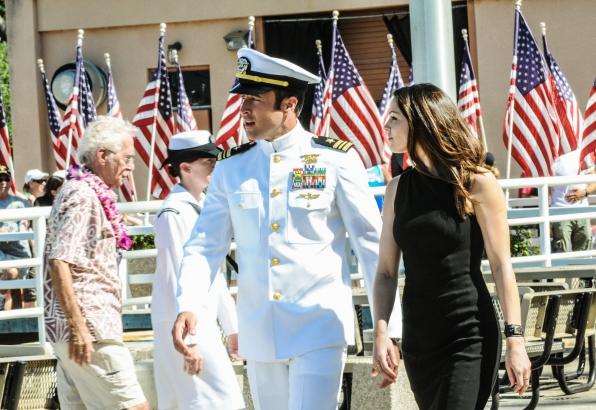 8. Steve McGarrett - Hawaii Five-0