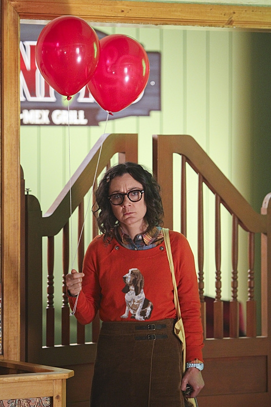 "The red balloons in ""Evaluation Day"" S1 E3"