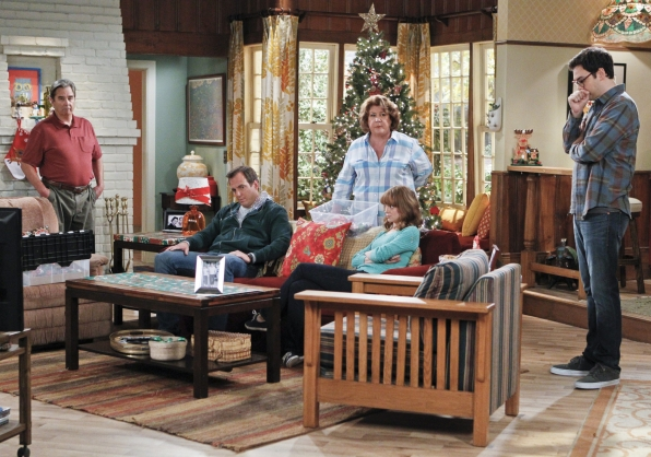 "Awaiting visitor arrival in ""Carol's Parents Are Coming to Town"" Epsiode 10 of Season 1"