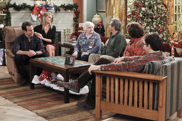 "Grandma gets fiesty in ""Carol's Parents Are Coming to Town"" Epsiode 10 of Season 1"