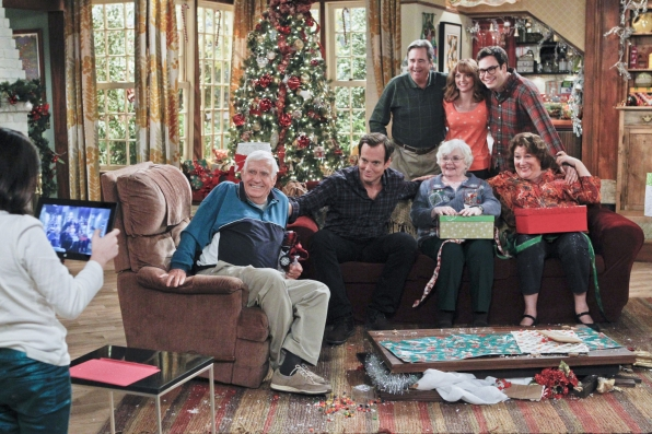 "Family photo in ""Carol's Parents Are Coming to Town"" Epsiode 10 of Season 1"