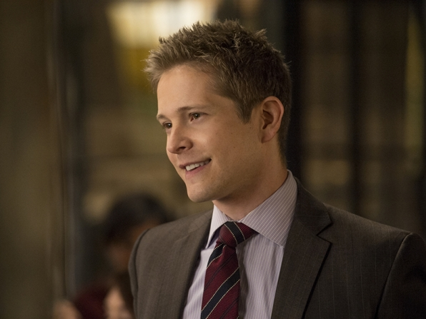 Matt Czuchry - College of Charleston - The Good Wife