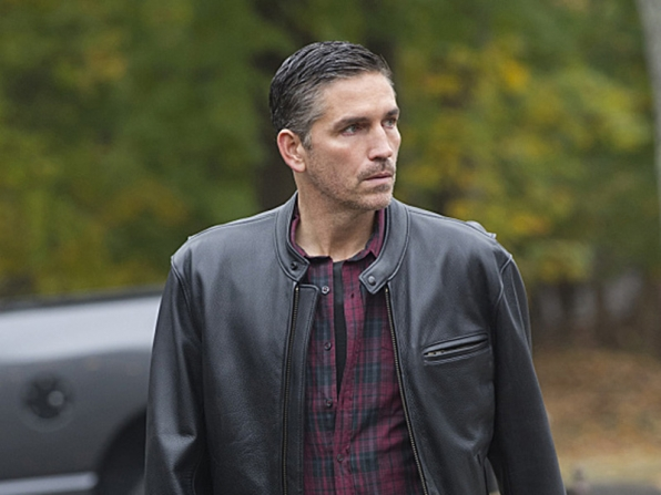 4. John Reese - Person of Interest