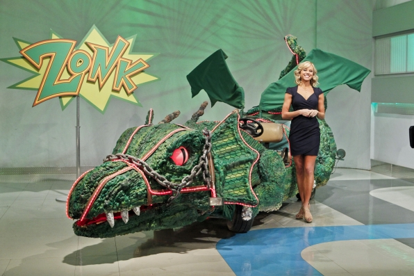 Dragon Car