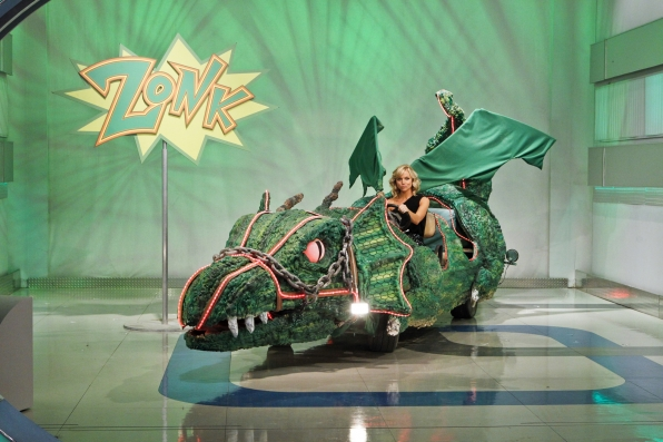 Dragon Car Zonk