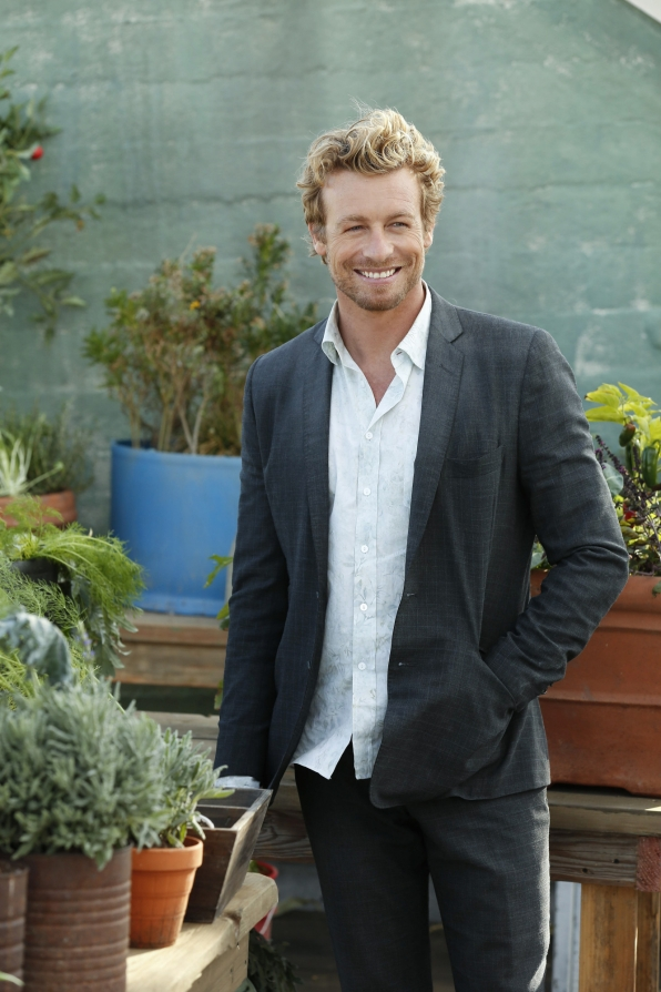 4. Patrick Jane - The Mentalist