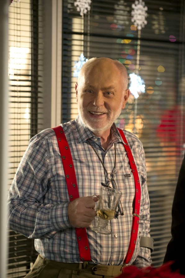 """The Lost Reindeer"" CSI Christmas Episode"