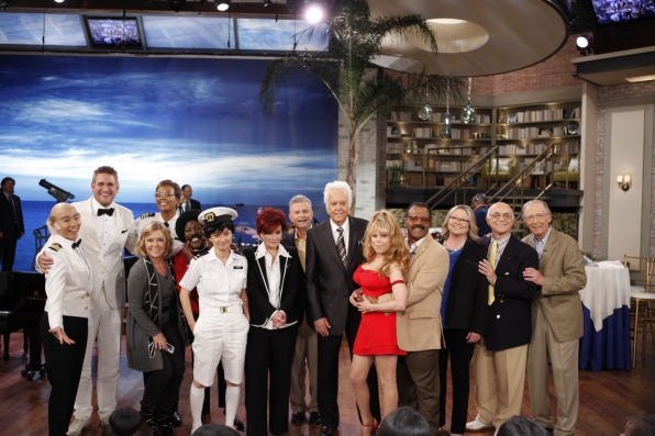 """The Love Boat"" Cast"