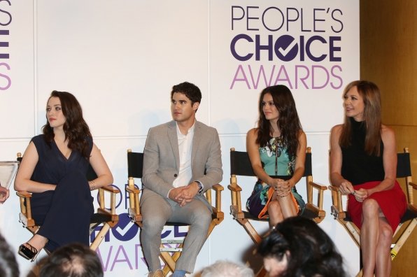 The People's Choice Awards Announcement