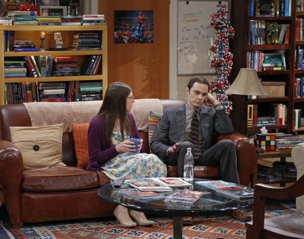"Shamy in ""The Thanksgiving Decoupling"" Episode 9 of Season 7"