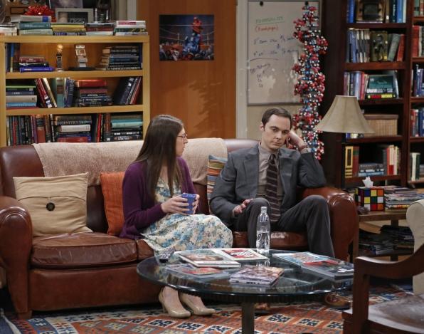 "Shamy in ""The Thanksgiving Decoupling"" Episode 9 of Season 7"