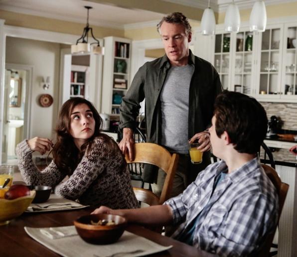 Brian talks to Morgan and Jake