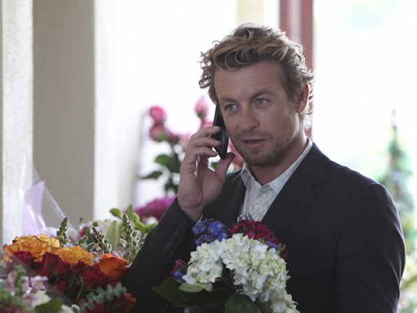 6. Patrick Jane - The Mentalist