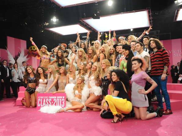 Victoria's Secret Class of 2013