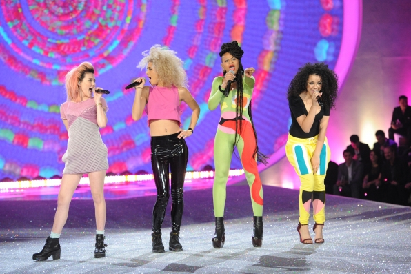 Neon Jungle Performs!