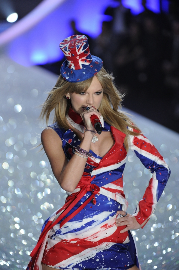 3. Taylor Swift