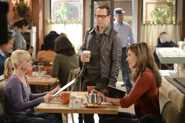 """A chance encounter in """"Corned Beef and Handcuffs"""" Episode 12 of Season 1"""