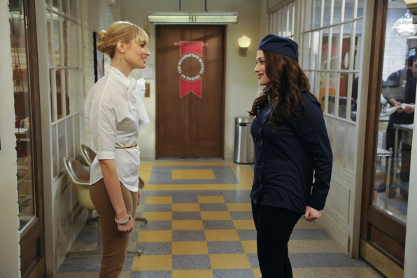 """Hallway break in """"And The First Day Of School"""" Episode 10 of Season 3"""