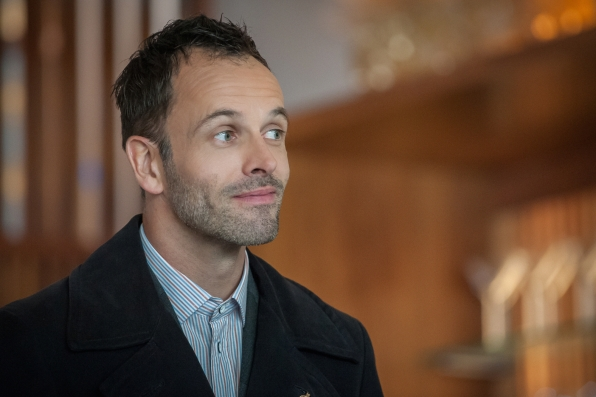 11. Jonny Lee Miller grows his own fruits and vegetables.