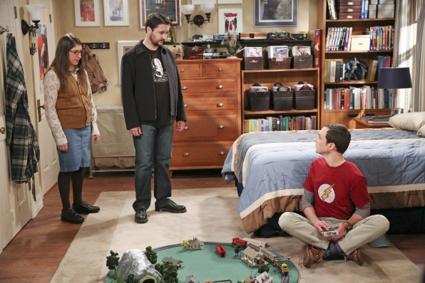 """A vist from Wil Wheaton in """"The Discovery Dissipation"""" Episode 10 of Season 7"""