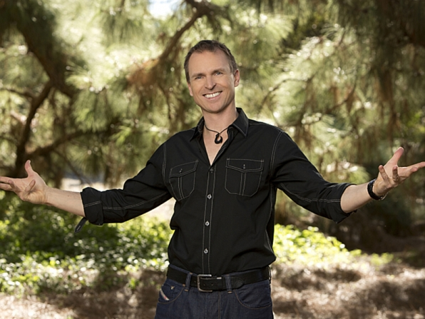 Phil Keoghan - Lincoln, New Zealand - The Amazing Race