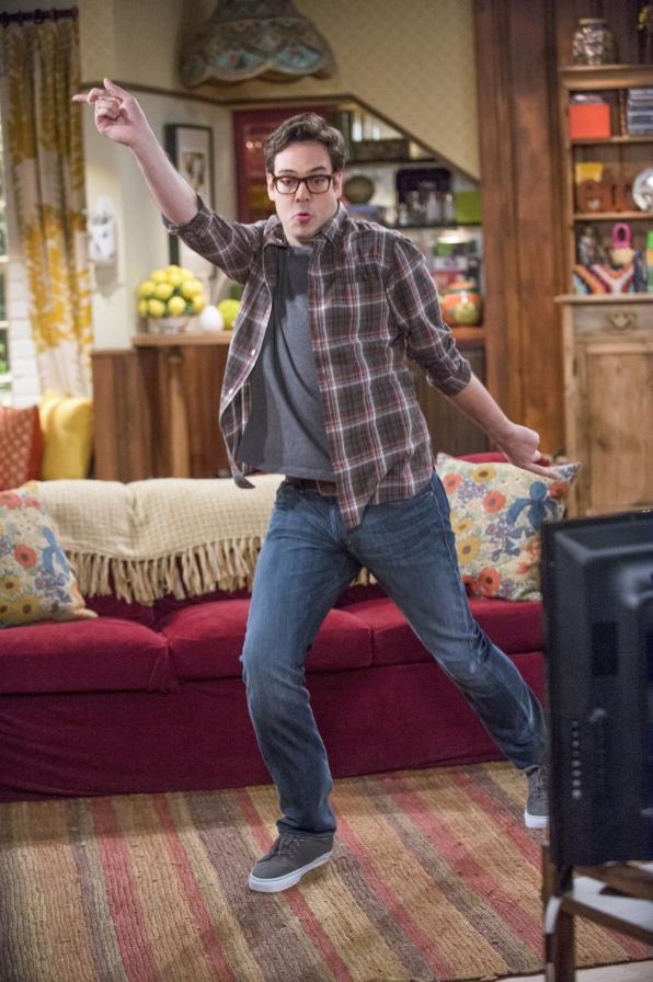 """Adam in """"Miller's Mind"""" Episode 12 of Season 1"""