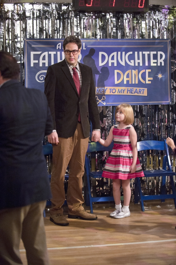 "Dad & daughter dance in ""Miller's Mind"" Episode 12 of Season 1"