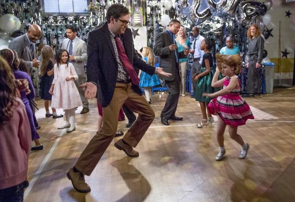 """Dance machines in """"Miller's Mind"""" Episode 12 of Season 1"""