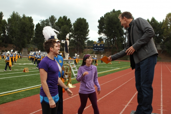 Meghan and Joey in the Season 24 Premiere