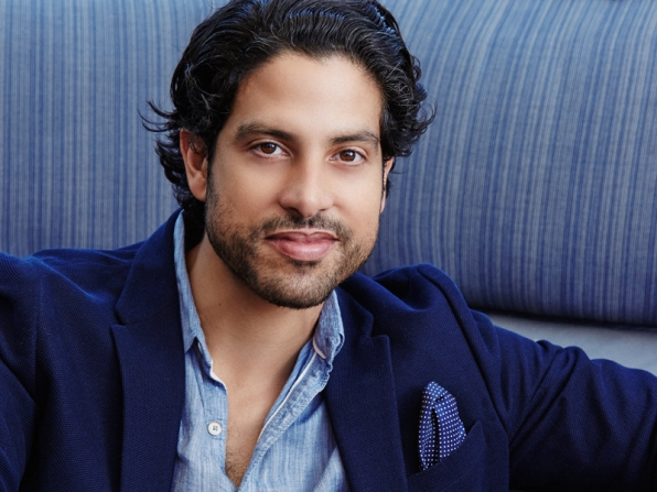 Adam Rodriguez of Reckless