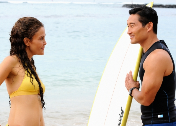 Catching Waves in Season 4 Episode 13