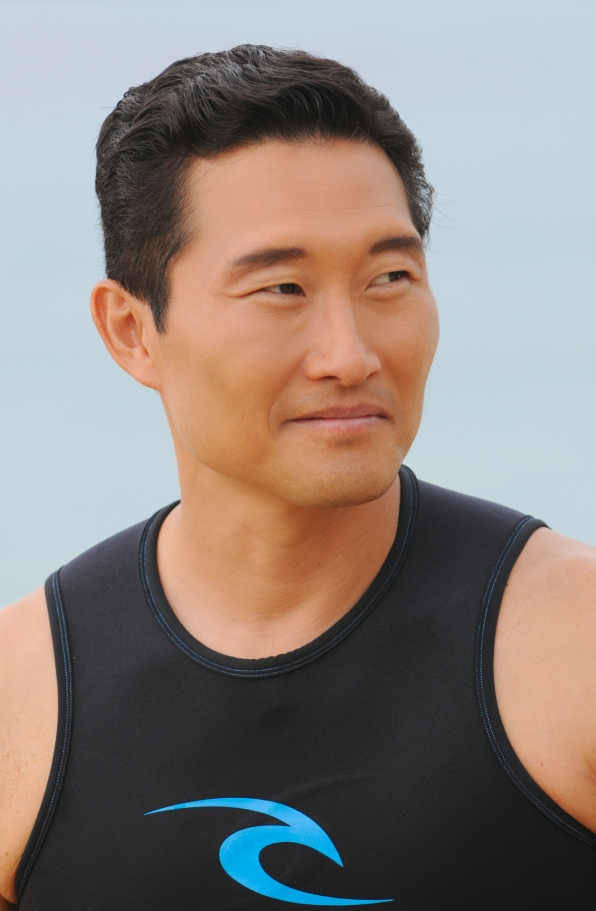 Surf Instructor for the Day in Season 4 Episode 13