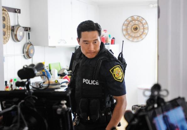 Police Work in Season 4 Episode 13